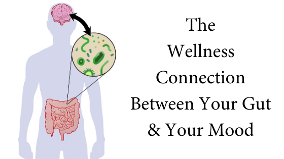 The Wellness Connection Between Your Gut & Your Mood