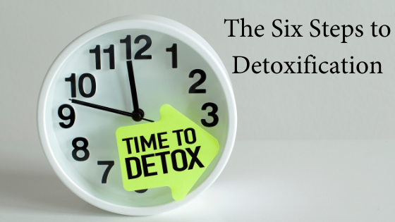 The Six Steps to Detoxification